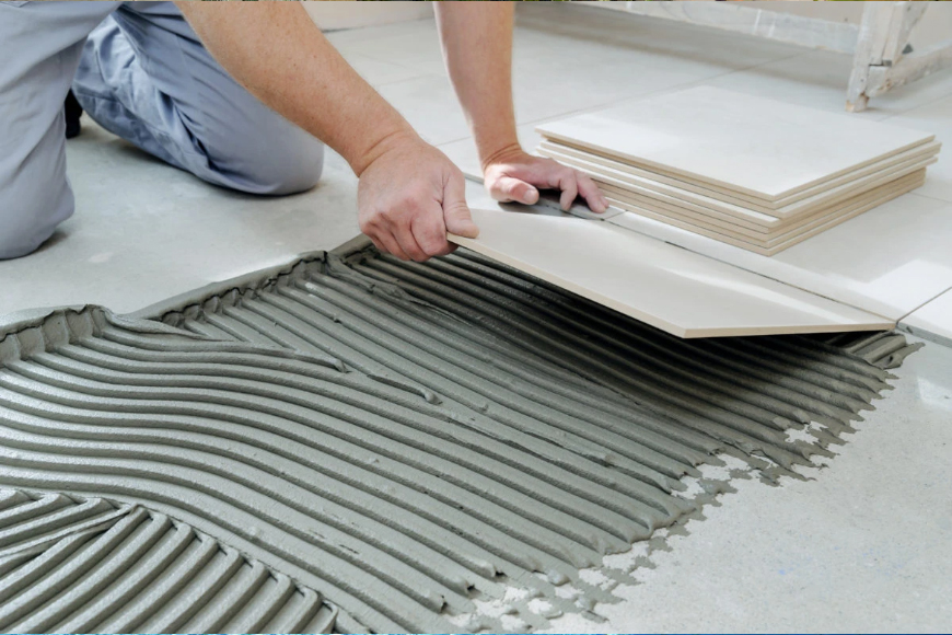 Tiling Costa Blanca